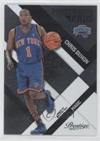 Chris Duhon /25