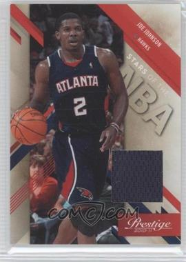 2010-11 Prestige Stars of the NBA Materials [Memorabilia] #2 - Joe Johnson /249