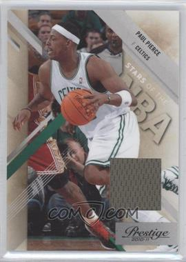 2010-11 Prestige Stars of the NBA Materials [Memorabilia] #5 - Paul Pierce /249