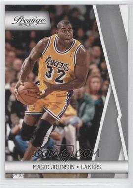 2010-11 Prestige #139 - Magic Johnson