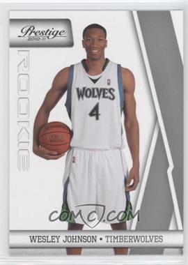 2010-11 Prestige #154 - Wesley Johnson