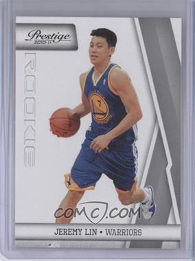 2010-11 Prestige #187 - Jeremy Lin