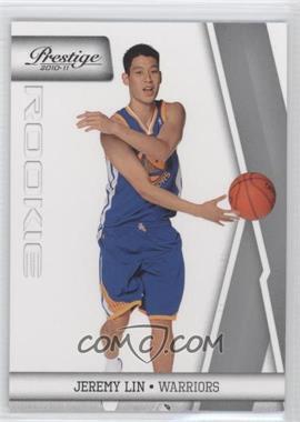 2010-11 Prestige #210 - Jeremy Lin