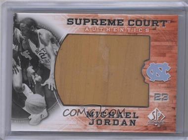2010-11 SP Authentic Michael Jordan Supreme Court #MJ-19 - Michael Jordan