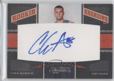 2010-11 Timeless Treasures - [Base] #111 - Cole Aldrich /299