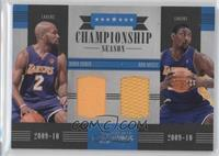 Derek Fisher, Ron Artest /25