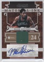 Maurice Ager, Mark Aguirre /99