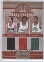 Ekpe Udoh, Luke Babbitt, Eric Bledsoe, Avery Bradley /99
