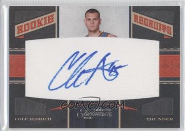 2010-11 Timeless Treasures #111 - Cole Aldrich /299