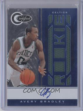 2010-11 Totally Certified - [Base] - Totally Blue Rookie Autographs [Autographed] [Memorabilia] #171 - Avery Bradley /49