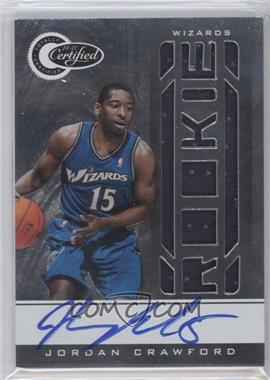 2010-11 Totally Certified - [Base] #167 - Jordan Crawford /595