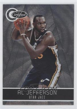 2010-11 Totally Certified - [Base] #54 - Al Jefferson /1849
