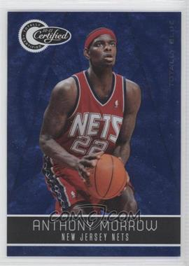 2010-11 Totally Certified Totally Blue #88 - Anthony Morrow /299