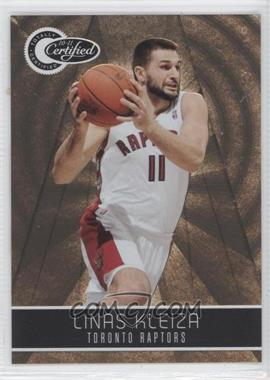 2010-11 Totally Certified Totally Gold #110 - Linas Kleiza /25