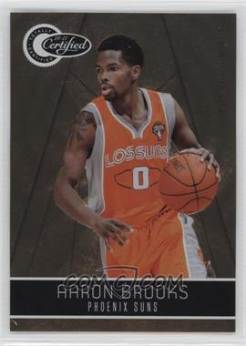2010-11 Totally Certified Totally Gold #124 - Aaron Brooks /25