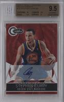 Stephen Curry /99 [BGS 9.5]