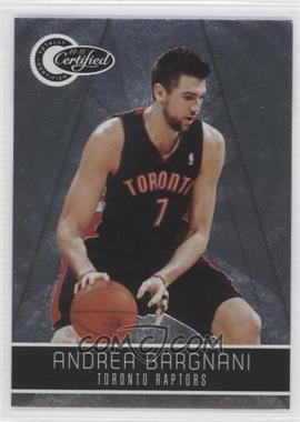 2010-11 Totally Certified #108 - Andrea Bargnani /1849