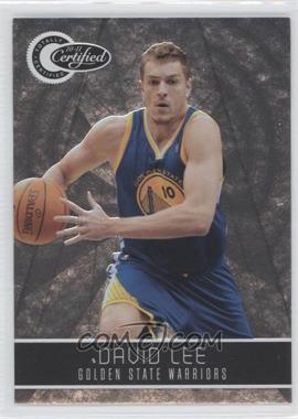 2010-11 Totally Certified #143 - David Lee /1849