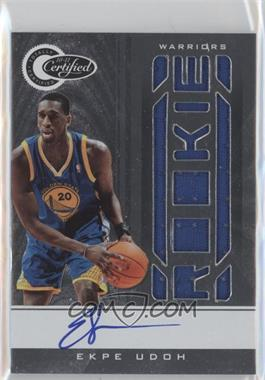 2010-11 Totally Certified #158 - Ekpe Udoh /599
