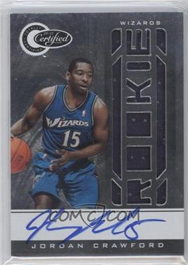2010-11 Totally Certified #167 - Jordan Crawford /595