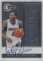 Wesley Johnson /599