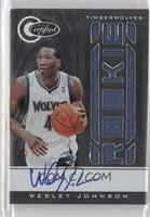 Wesley Johnson /599