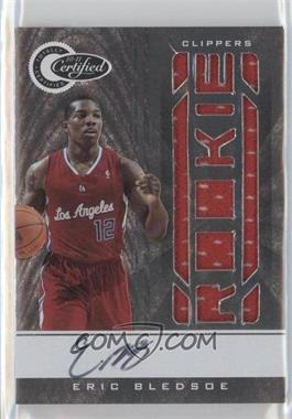 2010-11 Totally Certified #170 - Eric Bledsoe /599