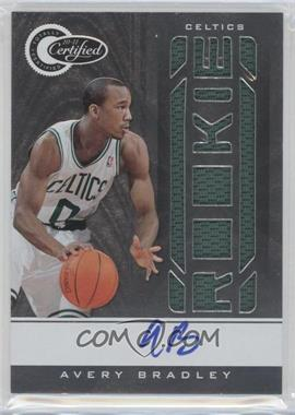 2010-11 Totally Certified #171 - Avery Bradley /575