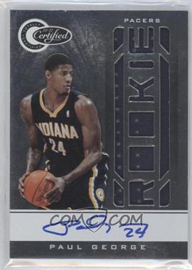 2010-11 Totally Certified #173 - Paul George /599