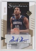Rookie Signatures - Greg Monroe /99