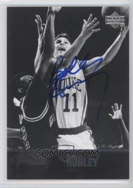 2010 Ultimate Collection 1997 Legends Autographs [Autographed] #AL-19 - Bobby Hurley