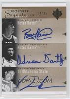 Bill Laimbeer, Adrian Dantley, Dennis Rodman /25
