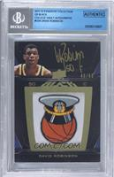 David Robinson /60 [BGS AUTHENTIC]