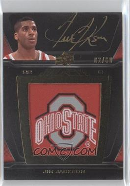 2011-12 Exquisite Collection UD Black College Vault Auto #V-JJ - Jim Jackson /60