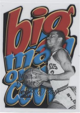 2011-12 Fleer Retro - Big Men on Court #13 - Walt Frazier