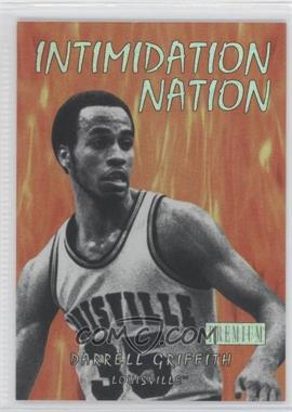2011-12 Fleer Retro - Intimidation Nation #7 IN - Darrell Griffith