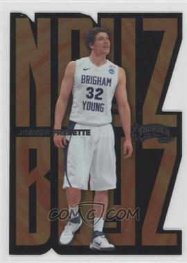 2011-12 Fleer Retro - Noyz Boyz #15 NB - Jimmer Fredette