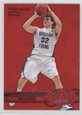 2011-12 Fleer Retro - Precious Metal Gems - Red #PM-34 - Jimmer Fredette /150
