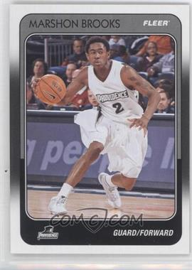 2011-12 Fleer Retro 1988-89 Design #88-88 - MarShon Brooks