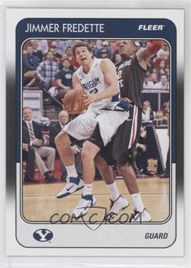 2011-12 Fleer Retro 1988-89 Design #88-JF - Jimmer Fredette