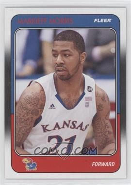 2011-12 Fleer Retro 1988-89 Design #88-MO - Markieff Morris