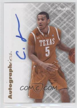 2011-12 Fleer Retro 1996-97 Autographics Design Autographs #96AU-CJ - Cory Joseph