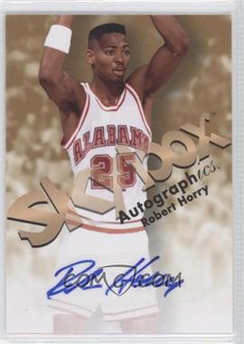 2011-12 Fleer Retro 1998-99 Autographics Design Autographs [Autographed] #98AU-RH - Robert Horry