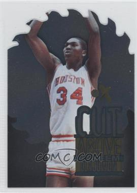 2011-12 Fleer Retro A Cut Above #5 - Hakeem Olajuwon