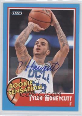 2011-12 Fleer Retro Autographs [Autographed] #72 - Tyler Honeycutt