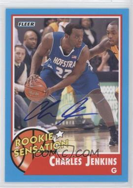 2011-12 Fleer Retro Autographs [Autographed] #77 - Charles Jenkins