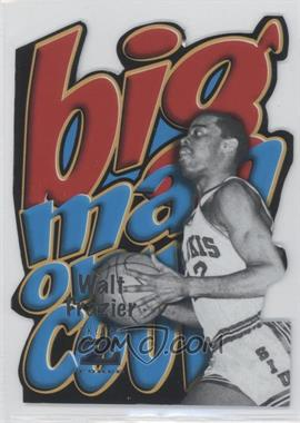 2011-12 Fleer Retro Big Men on Court #13 - Walt Frazier