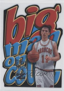 2011-12 Fleer Retro Big Men on Court #15 - Steve Nash