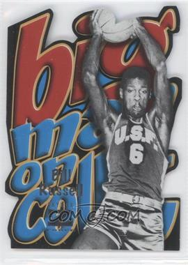 2011-12 Fleer Retro Big Men on Court #5 - Bill Russell
