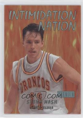 2011-12 Fleer Retro Intimidation Nation #16 IN - Steve Nash